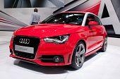 Audi A1 - russian premiere