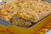 picture of ground-beef  - Baked Potato Gratin with Beef Ground Meat - JPG