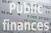 stock photo of macroeconomics  - Inscription  - JPG