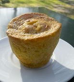 image of pasteis  - Pasteis de laranja typical sweet cake portuguese - JPG