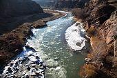 Charyn River