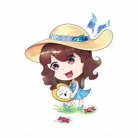 picture of chibi  - Anime chibi - JPG