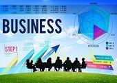 stock photo of enterprise  - Business Company Corporate Enterprise Organization Concept - JPG