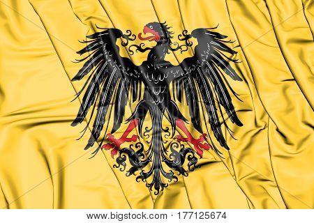 Poster: Heiliges_romisches_reich__reichssturmfahne_vor_1433