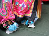 Beautiful China, Antique Shoes
