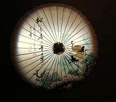 Guarda-chuva chinês Oilpaper
