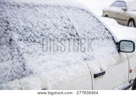 Winter City Drifts On The