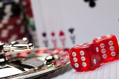 Casino - a place where you can win or lose money