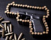 Handgun, Pistol