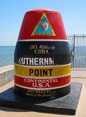 Landmark (Us Southernmost Point)
