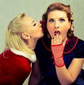 girls secretive