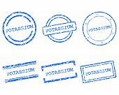 Potassium Stamps