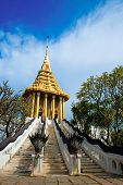 Temple Of Ancient City Thailand