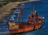 Gythion Wreck