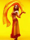 East Dances On Yellow