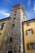 Torre Della Tromba - Trento Italy (trumpet Tower)