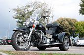 Harley Davidson trike Road King