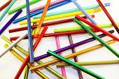 Colored Pencil Collage