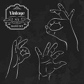 Chalkboard_hand_set05.eps