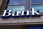 signo de banco