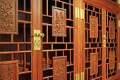 Redwood Furniture, Traditional Chinese Art Style