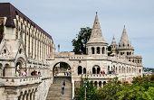 Fishermen Bastion, Budapest, Hungary