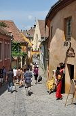 Sighisoara medieval Unesco city