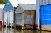 Boat Houses - 1
