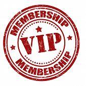 Membership Vip Stamp