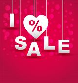 I Love Discount Sale