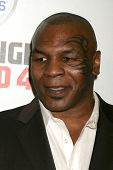 Mike Tyson at the Los Angeles Premiere of 'Tyson'. Pacific Design Center, West Hollywood, CA. 04-16-09