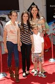 Mimi Rogers and family at the World Premiere of 'Earth'. El Capitan Theatre, Hollywood, CA. 04-18-09