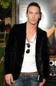 Jonathan Rhys Meyers  at the Los Angeles Premiere of 'The Soloist'. Paramount Theatre, Hollywood, CA