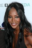 Naomi Campbell  at the The First Ladies of Africa Health Summit. Beverly Hilton, Beverly Hills, CA.