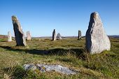 Isle Of Lewis, Standing Stones Circle