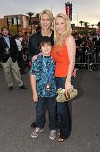 Gena Lee Nolin and family at the United States Premiere of 'X-Men Origins Wolverine'. Harkins Theatres, Tempe, AZ. 04-27-09