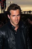 Ryan Reynolds  at the United States Premiere of 'X-Men Origins Wolverine'. Harkins Theatres, Tempe, AZ. 04-27-09