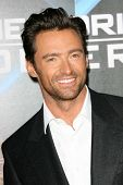 Hugh Jackman at the Industry Screening of 'X-Men Origins Wolverine'. Grauman's Chinese Theater, Holl