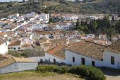 The village of Aracena