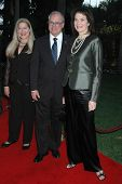 Lynn Roth with John Shaffner and Sherry Lansing at the Second Television Academy Honors Gala. Beverly Hills Hotel, Beverly Hills, CA. 04-30-09