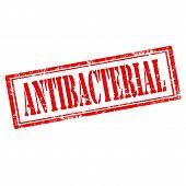 Antibacterial-stamp