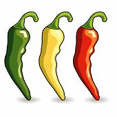 Mexicano Hot Chili Peppers
