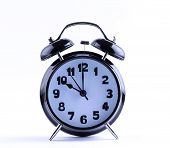Alarm Clock  With Ten O'clock