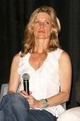 Kate Vernon  at 'Battlestar Galactica' Auction Preview Day and Actor Panel. Pasadena Convention Center, Pasadena, CA. 05-07-09