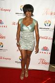 Monique Coleman  at the 2009 Noche De Ninos Gala. Beverly Hilton Hotel, Beverly Hills, CA. 05-09-09