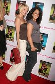 Lisa Arturo and Suzan Britton at the Los Angeles Premiere of