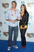 Scott Foley and Marika Dominczyk at the Jon Lovitz Comedy Club Charity Opening, benefitting the Ovarian Cancer Research Fund. Jon Lovitz Comedy Club, Universal City, CA. 05-28-09