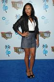 Kiely Williams  at the Jon Lovitz Comedy Club Charity Opening, benefitting the Ovarian Cancer Resear