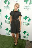 Maggie Grace at Global Green USA's 13th Annual Millennium Awards. Fairmont Miramar Hotel, Santa Monica, CA. 05-30-09