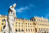 picture of schoenbrunn  - Vienna - JPG